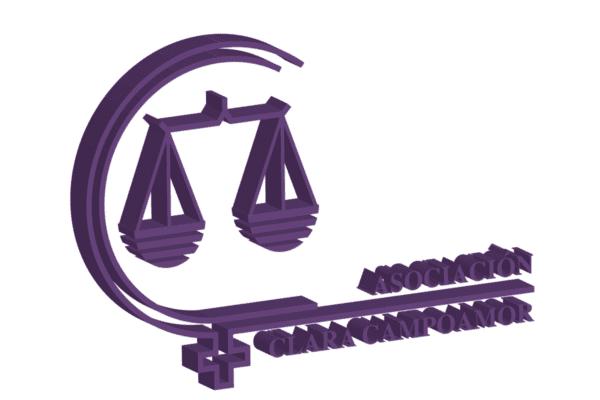 Logo Clara Campoamor 3D