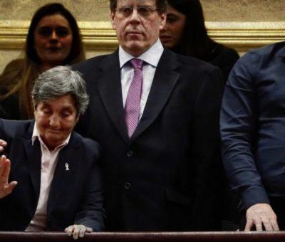 Presidenta de Clara Campoamor: La izquierda se ha equivocado con la prisión permanente revisable