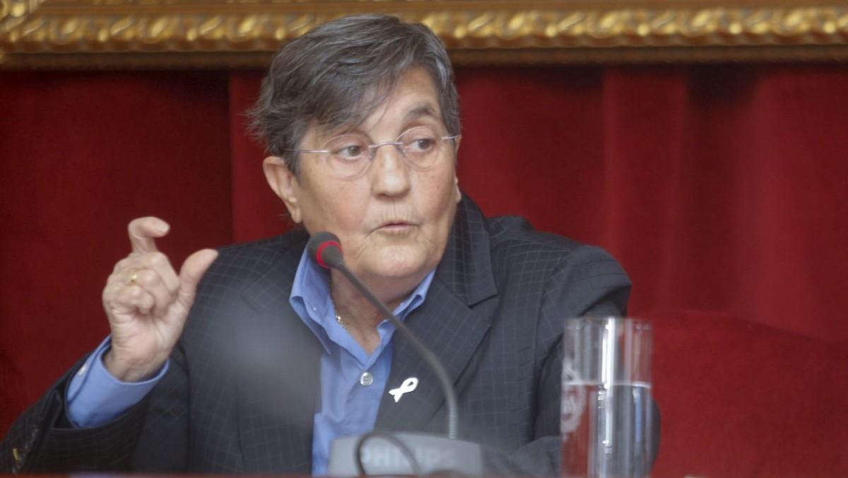 Blanca Estrella Ruiz presidenta de Clara Campoamor
